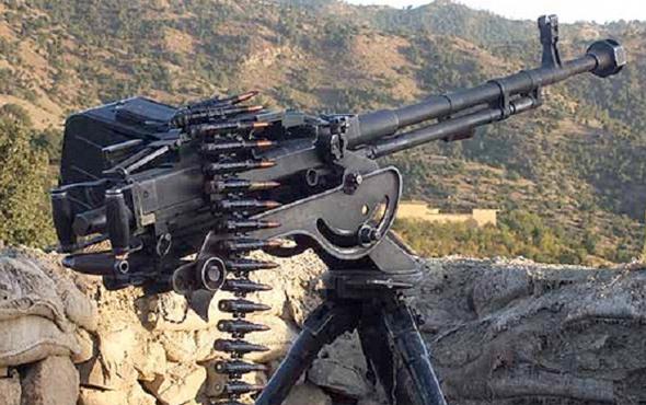 Çukurca'da PKK'nın uçaksavarı ele geçirildi