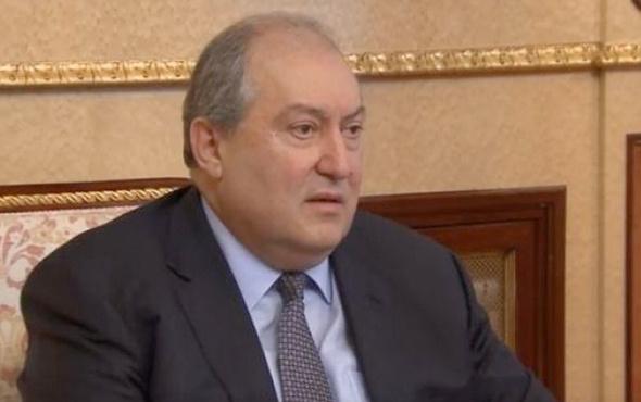 Ermenistan'ın yeni cumhurbaşkanı belli oldu