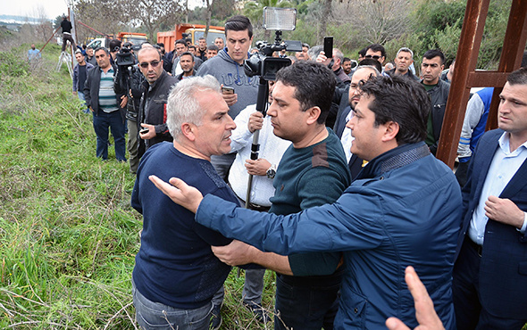 Arazi krizi: MHP ve CHP karşı karşıya geldi!