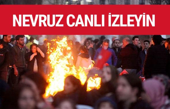 Türkiye'de binlerce kişi Nevruz'u kutladı