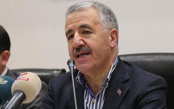 Bakan Arslan: Afrin'de destan yazdık