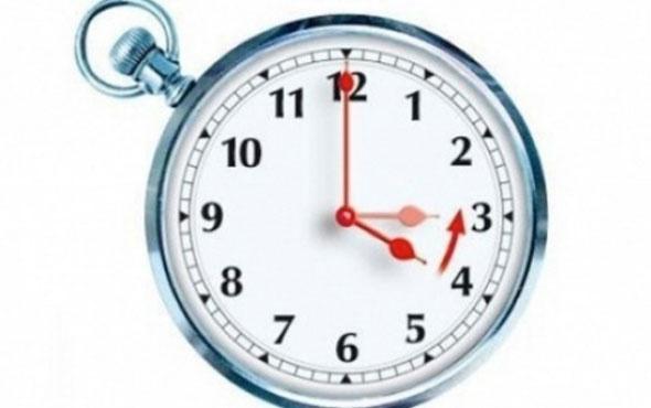 Kafalar karıştı Şu an saat kaç? Saatler ileri alındı mı?..