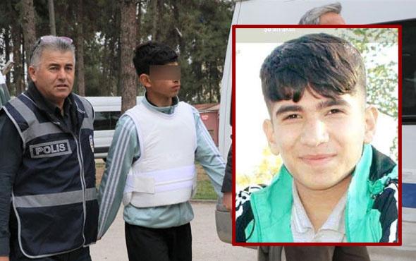 Ortaokul öğrencisini Facebook'ta kız arkadaşını beğendi diye öldürmüş