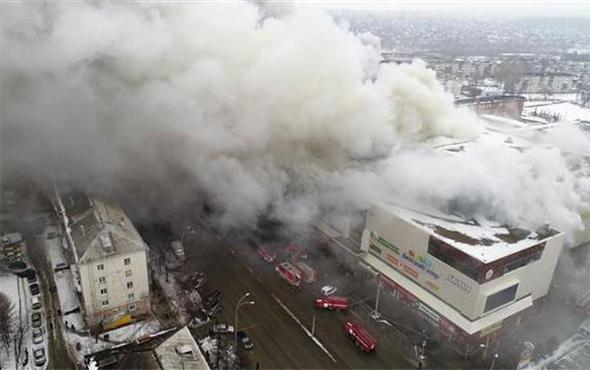 Rusya'da yangın faciası: Çok sayıda ölü var!