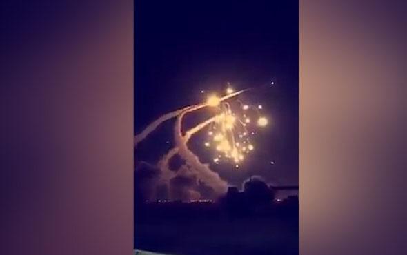 Yemen, Suudi Arabistan'ın başkenti Riyad'ı vurdu