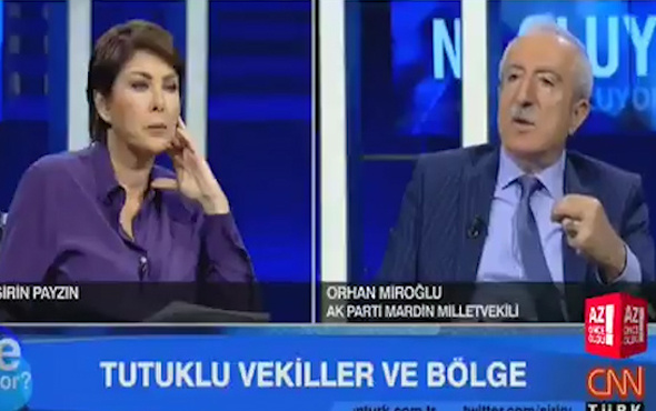 AK Partili Miroğlu: Demirtaş ve HDP bedel ödüyor