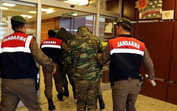 Yunanistan'da ilk kez dile getirildi: Sınırı geçen askerler için takas teklifi!