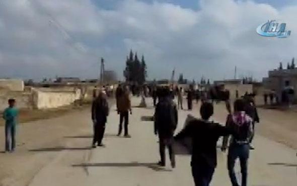 Terör örgütü PKK'yı köyden böyle kovdular