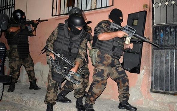 İstanbul'da saldırı yapacaklardı şafak baskını