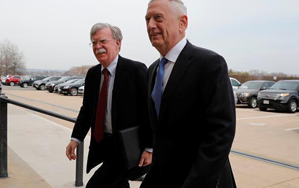Mattis, Bolton'a takıldı: Şeytanın vücut bulmuş halisin diye duydum