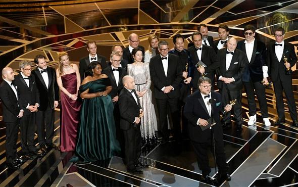 2018 Oscar Ödülleri sahiplerini buldu tam liste