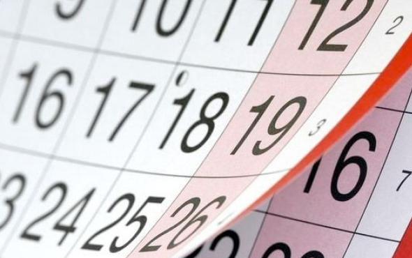 2018 Mart ayındaki önemli günler haftalar rehberi