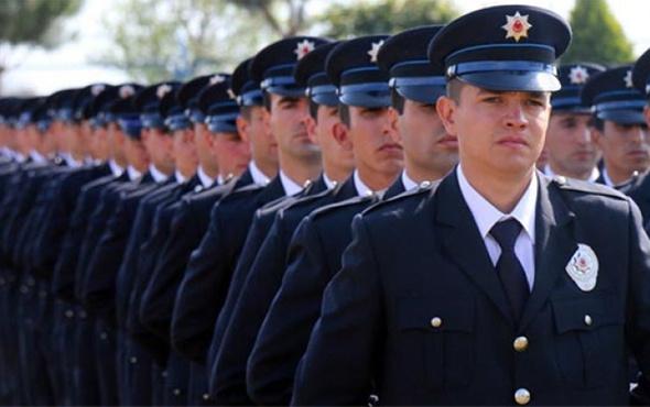 10 bin yeni polis için başvurular başlıyor