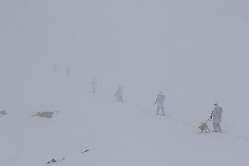 PKK'nın 'girilemez' dediği o dağın son hali görüntülendi