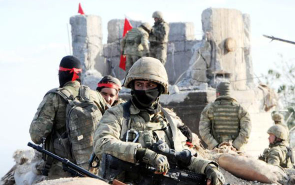 Afrin'e 15 km kaldı PKK'dan kan donduran talimat!