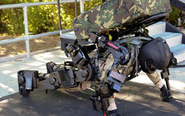 TSK için 'Robot Asker' projesi geliştirilecek