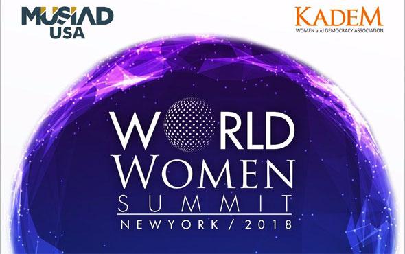MUSIAD USA ve KADEM'den New York'ta Dünya Kadın Zirvesi