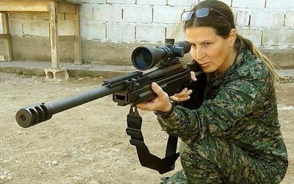 YPG'deki yabancı teröristler gizli odadan çıktı