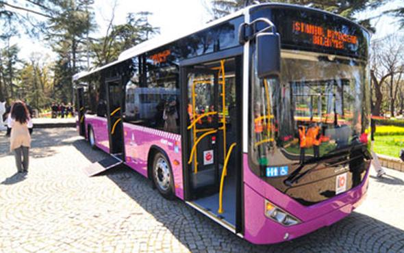 İstanbullular dikkat! bugün otobüsler trafiğe çıkmıyor!