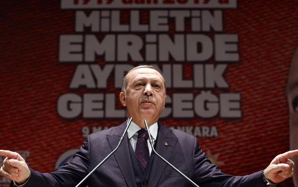 Erdoğan'dan İslam'ın güncellenmesi açıklaması