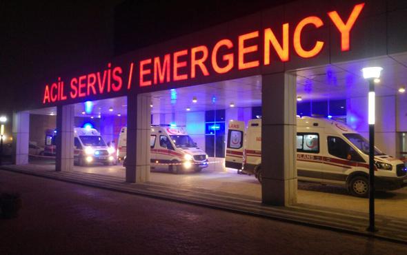Fabrikada zehirlenen 28 işçi hastaneye kaldırıldı