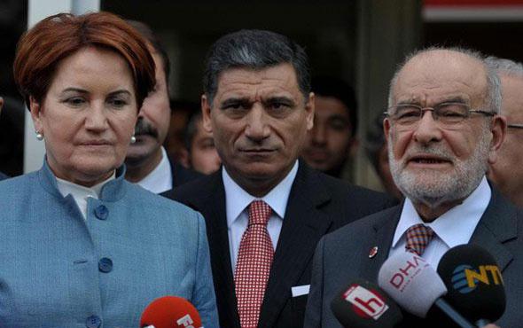 İYİ Parti açıkladı: Saadet Partisi ile ittifak için anlaştık...