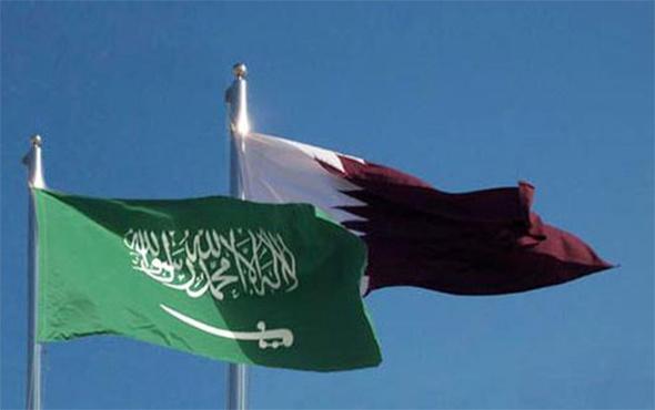 Suudi Arabistan, Katar için talimatı verdi!