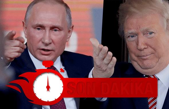 Rusya'dan 'füzelerimiz geliyor' diyen Amerika'ya flaş yanıt