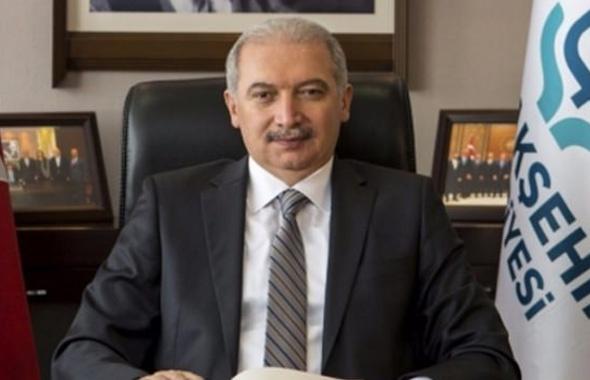 Başkan Uysal Mustafa Çalışkan'a kutlama mesajı
