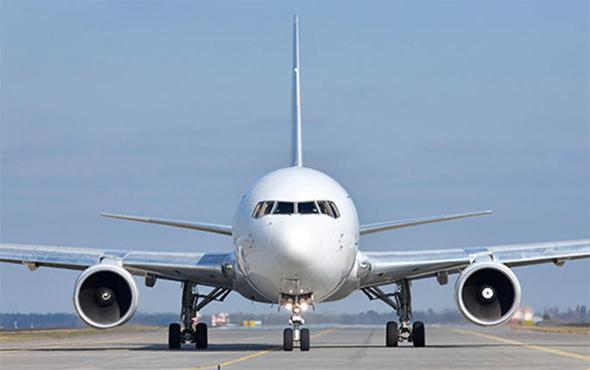 Uçaktaki sır para kriz çıkarttı!