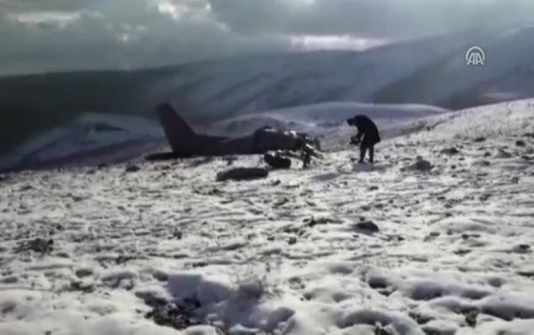 Rusya'da askeri uçak düştü! Neler oluyor?..