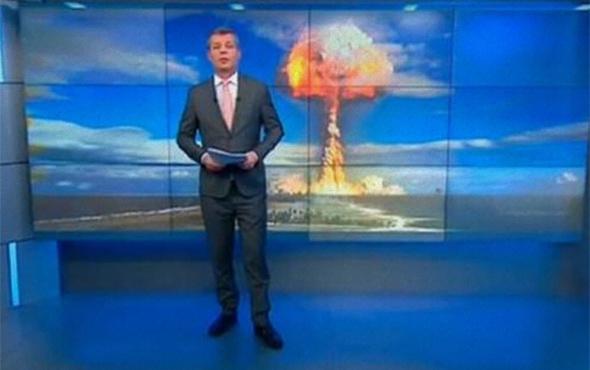 Rus devlet televizyonu uyardı: 'Gıda stoklayın!'