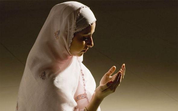 Miraç kandilinde adetliyken dua okunabilir mi hangi dualar edilir?