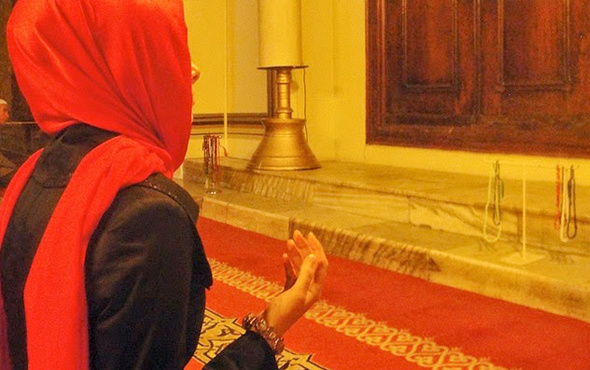 Adetli kadın kandilde ne yapmalı hayız olan nasıl ibadet etmeli?