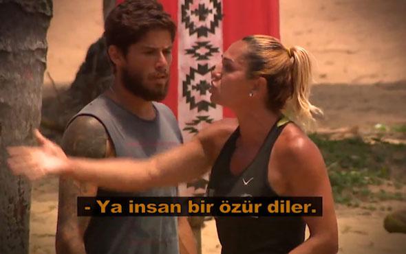 Survivor yeni bölüm fragmanı Nagihan ve Merve birbirine girdi