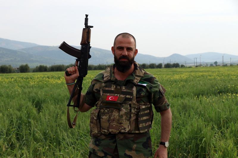 Erdoğan'ın övgüyle bahsettiği ÖSO komutanı konuştu