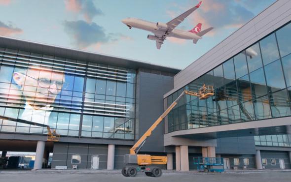 3.havalimanı tanıtım reklamı