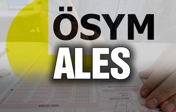 ALES sınav giriş belgesi-İlkbahar dönemi ALES sınav yeri bilgisi