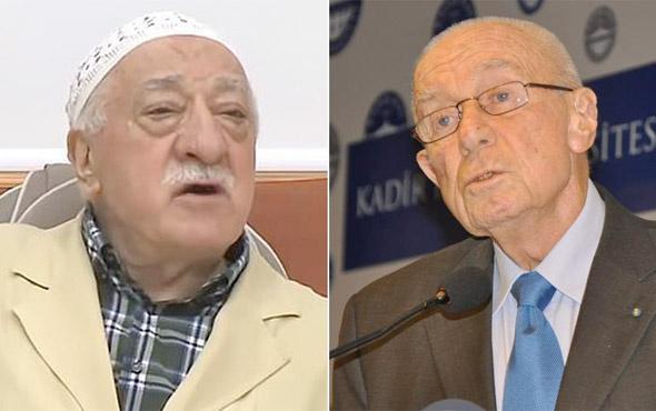 Gülen'e 'Türkiye'de tedavi edilemez' raporu aldırtan isim