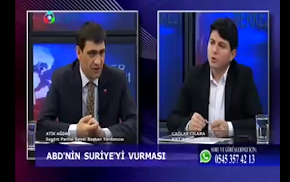 AK Parti ve seçmenine ağır sözler
