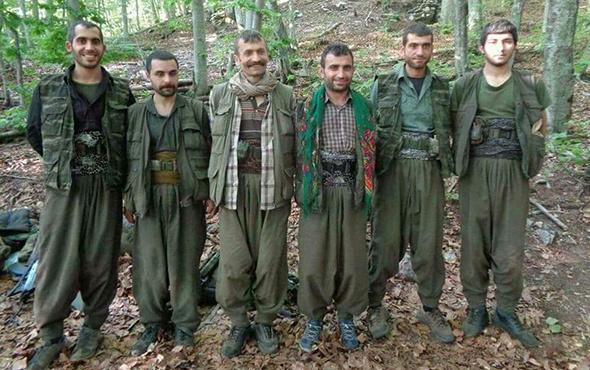 PKK'ya büyük darbe: Tek tek öldürüldüler!