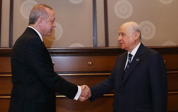 Erken seçim ne zaman? Erdoğan - Bahçeli zirvesindeki gerçek tarih...