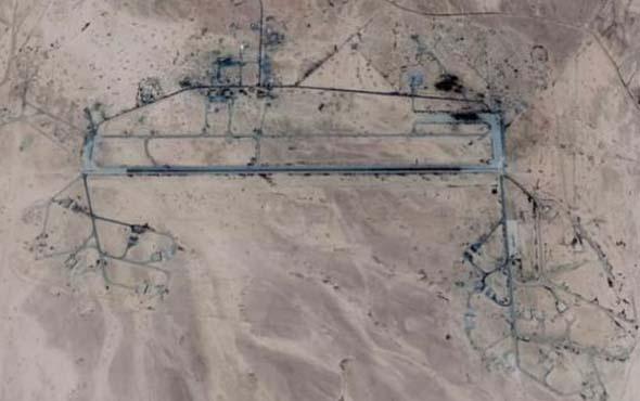 İsrail, İran'ın hava savunma füzelerini hedef aldı