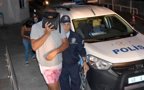 Marmaris'te 3 İngiliz'e hırsızlık gözaltısı