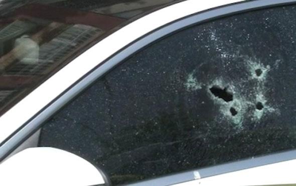İş adamı otomobilinde 6 kurşunla öldürüldü