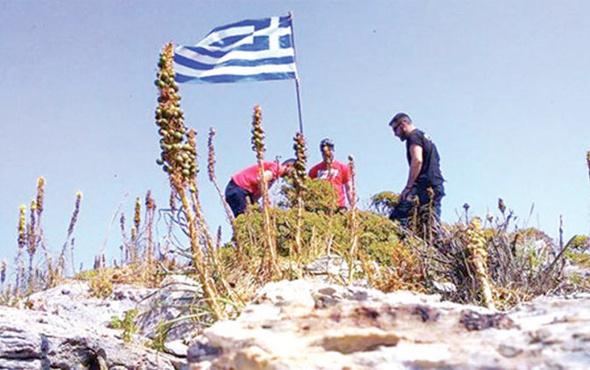 Yunanistan'dan şaşırtan bayrak krizi tepkisi