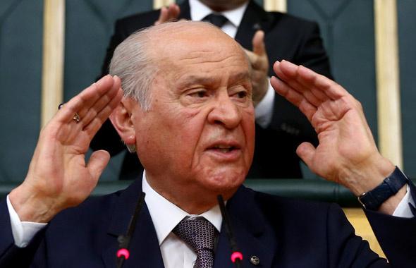 Bomba iddia! Bahçeli son başbakan olmak istiyor...