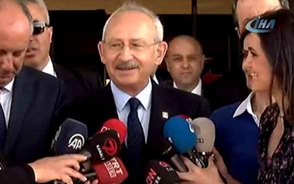 Kemal Kılıçdaroğlu 'Aday olacak mısınız' böyle yanıt verdi