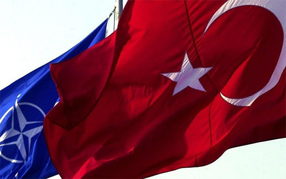 NATO'dan Türkiye açıklaması: Yunan muhabire cevap verdi!