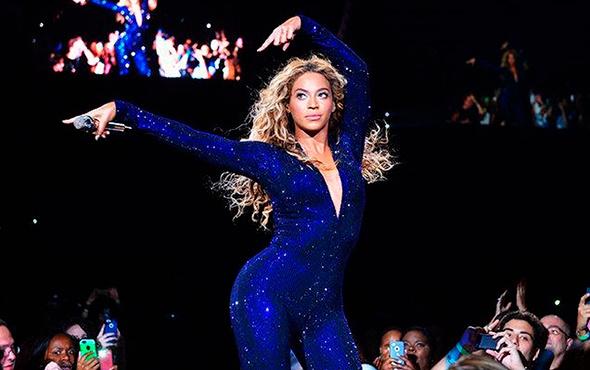 Beyonce 11 saat stüdyoya kapandı